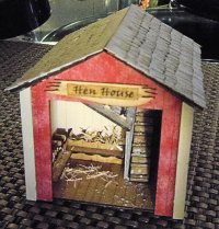 Hen House Kit