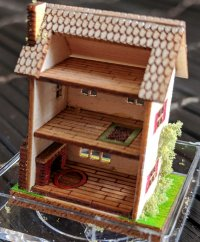 Tiny Houses - Complete with Landscape