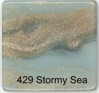 429 Stormy Sea - Faux Marble
