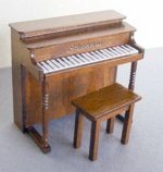 Schoenhut Child's Piano & Bench Kit