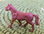 "1/4"" Scale Horses - Brown"