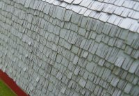 1/4 Scale - Shingles - Grey
