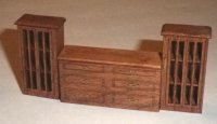 Stickley Buffet and Side Cabinets Kit