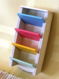 "1"" Wall Rack Organizer Kit"