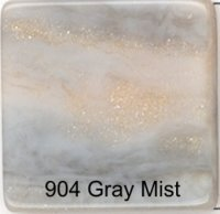 904 Gray Mist - Faux Marble