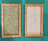 "1"" Peg and Cork Boards Kit"