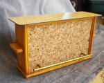 "Bar 1"" Scale Rattan and Cork"