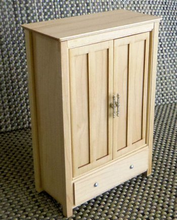 "Armoire 2017 NAME Day 1"" - Basswood"