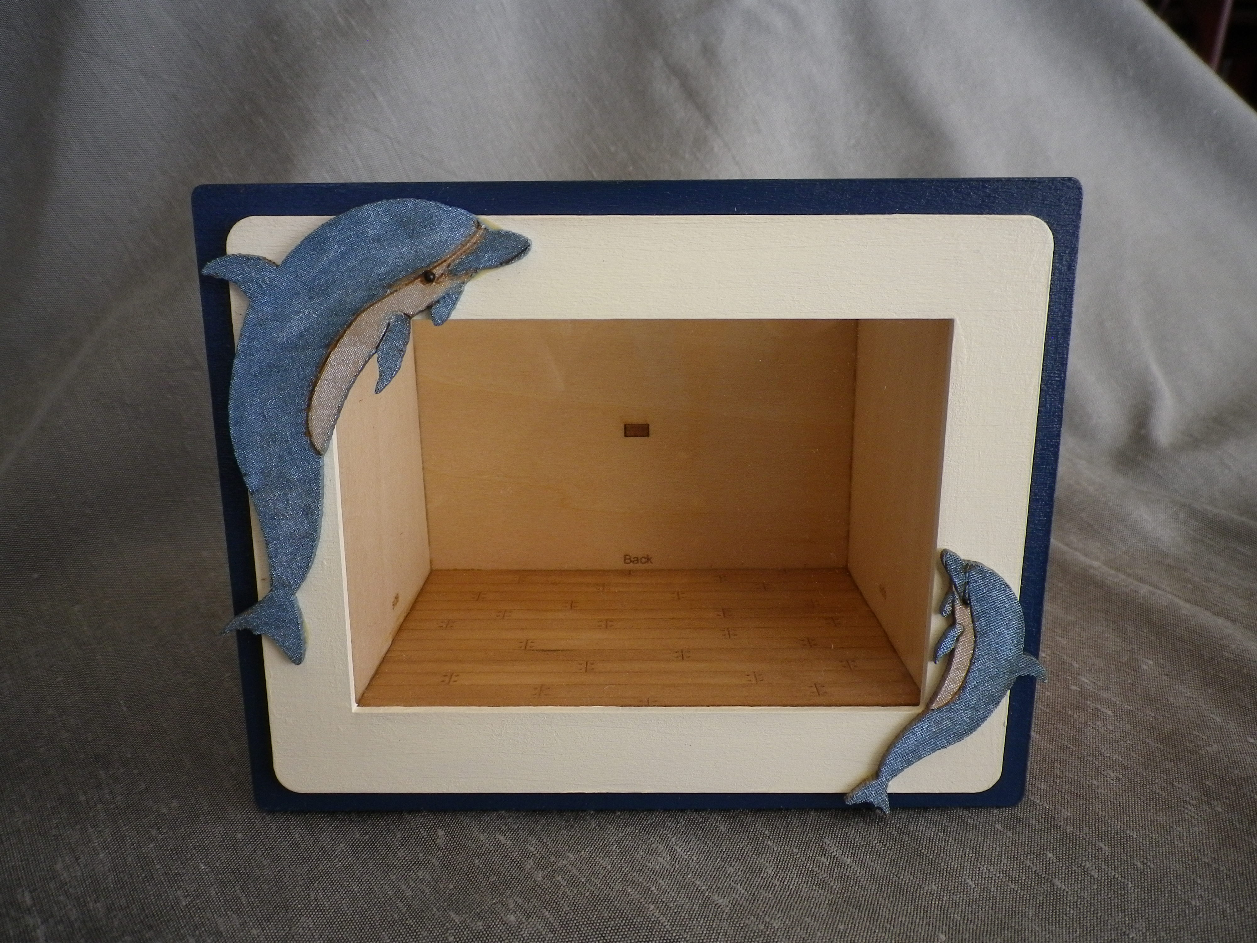 1/4 Scale Room Boxes