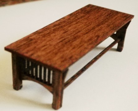 Stickley Coffee Table Kit