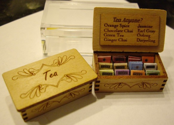 "Tea Chest Kit in 1"" Scale - Click Image to Close"