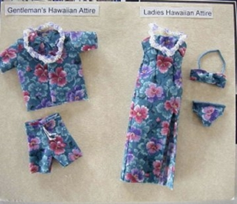 Hawaiian Clothes