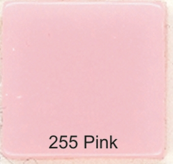 255 Pink - Opaque Tile