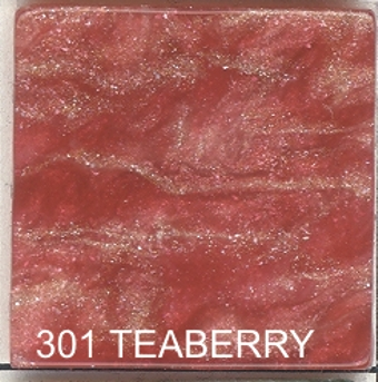 301 Teaberry - Faux Marble