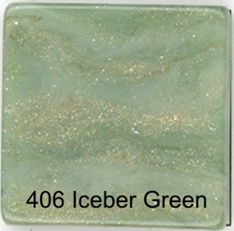 406 Iceber Green - Faux Marble